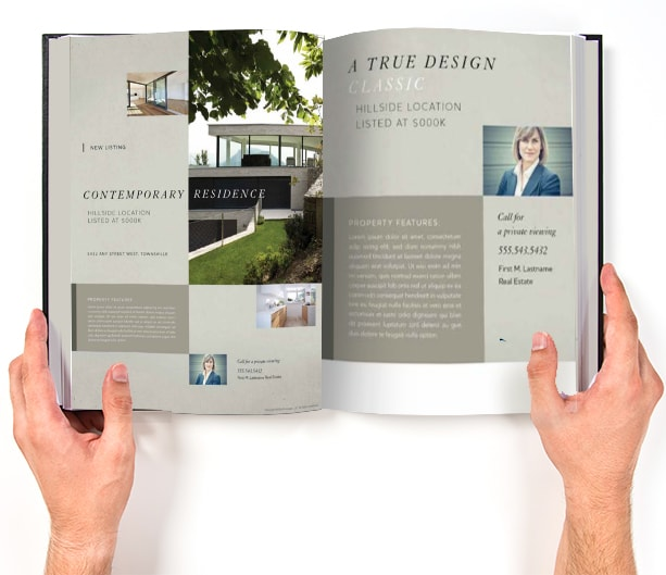 Brochure catalogue business card flyers booklet stationery printing redpixels printing services reheart Images